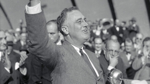 fdr and the new deal essay