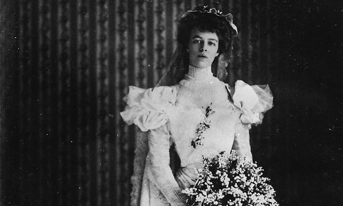 Eleanor Roosevelt Photo 8x10 Wedding Day 1905 Franklin FDR ... |Eleanor Roosevelt Wedding